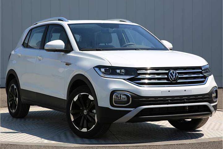 一汽-大众SUV阵营补全,全新小型SUV曝光,或将于年底上市