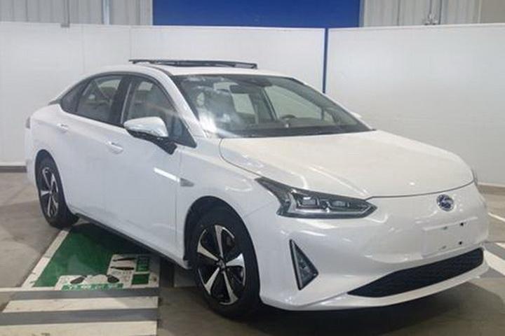 广汽丰田首款纯电动车型iA5,将于9月5号成都车展上市