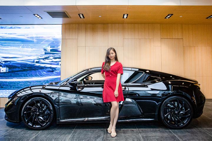 第一台国产纯电动超跑 仅售68.68万元你会心动吗?