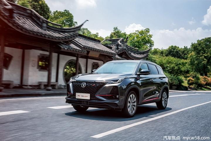 长安汽车8月销量继续增长,CS75/逸动双双破万!