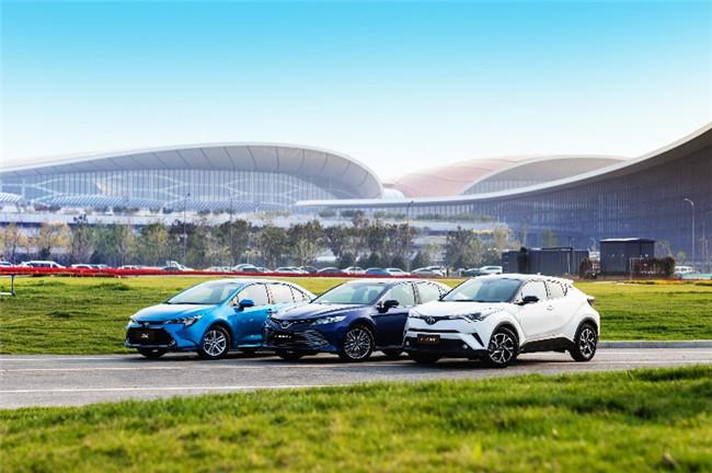 广汽丰田前三季度销量增长18%  全新TNGA中型SUV即将登场