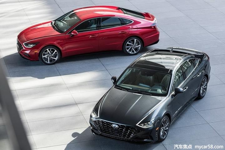 现代又一爆款车型,新一代索纳塔实力如何?