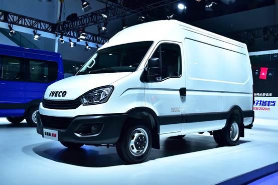 国六风潮已至,依维柯国六车型中国国际商用车展即将上市!