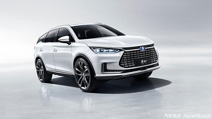 盘点续航超500km的国产纯电SUV,有一台将在广州车展亮相!