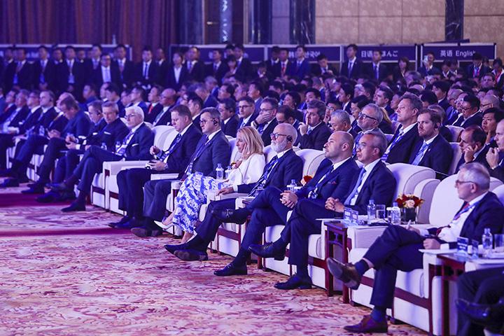 大战略更有大决心 恒大新能源汽车全球战略合作伙伴峰会召开