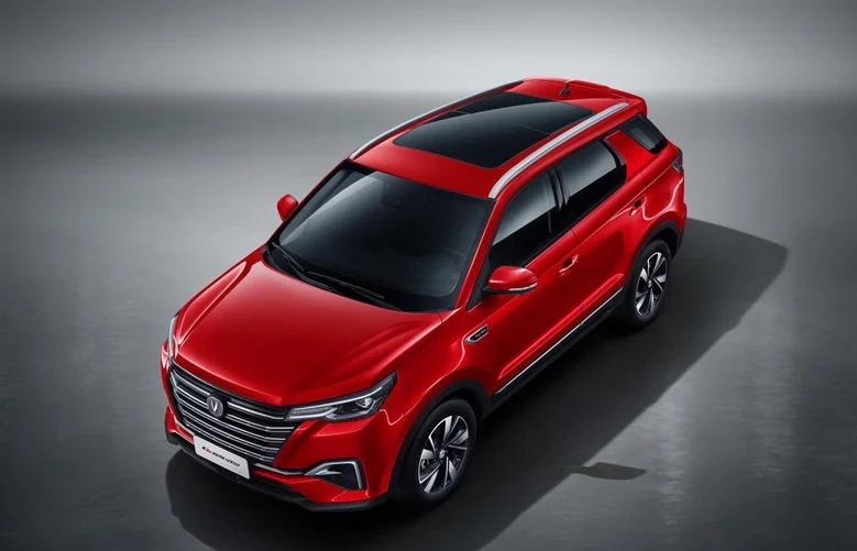 长安CS55 PLUS预售9.39万起 广州车展上市