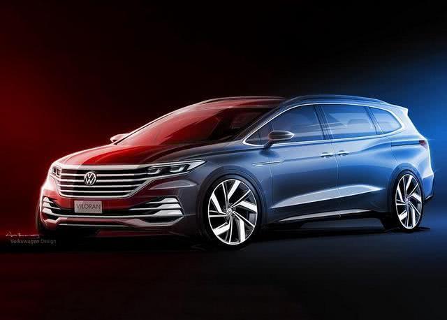 剑指别克GL8 上汽大众首款商务MPV广州车展首发
