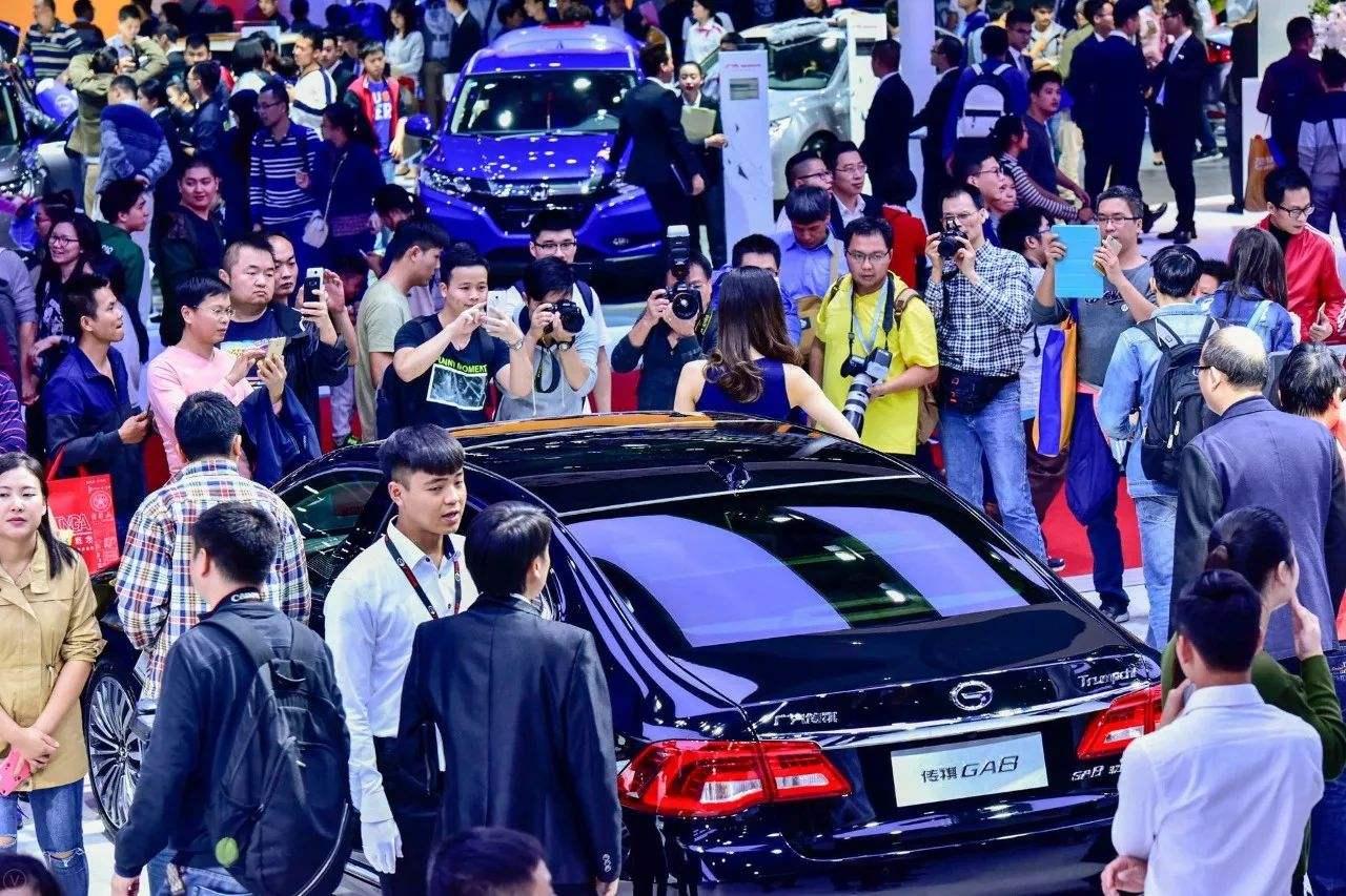 2019广州车展媒体日发布时间表