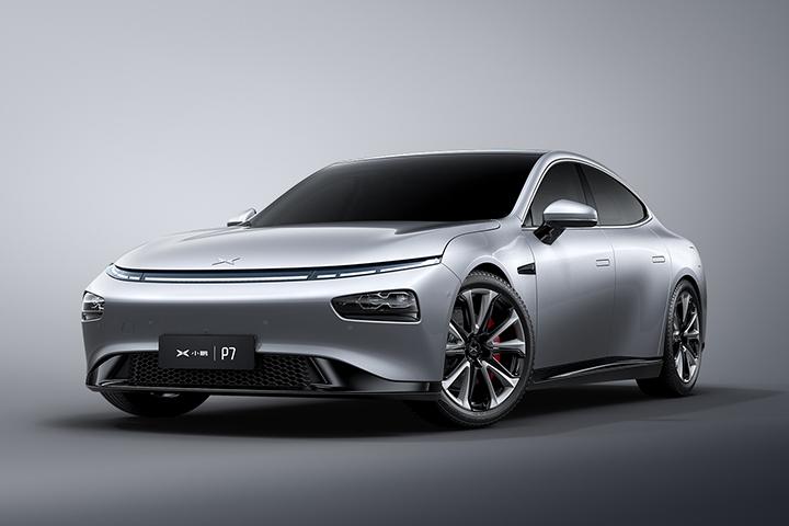 小鹏又一重磅新车,造型比特斯拉科幻,广州车展开启预售