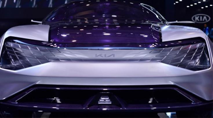 2019进博会完美收官 起亚FUTURON概念车全球首发引领未来设计理念