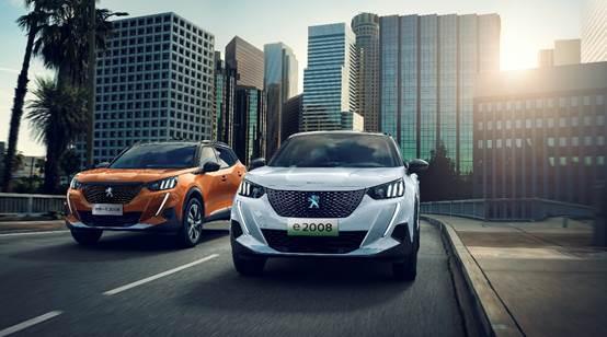 东风标致全新一代2008将于广州车展全球首发