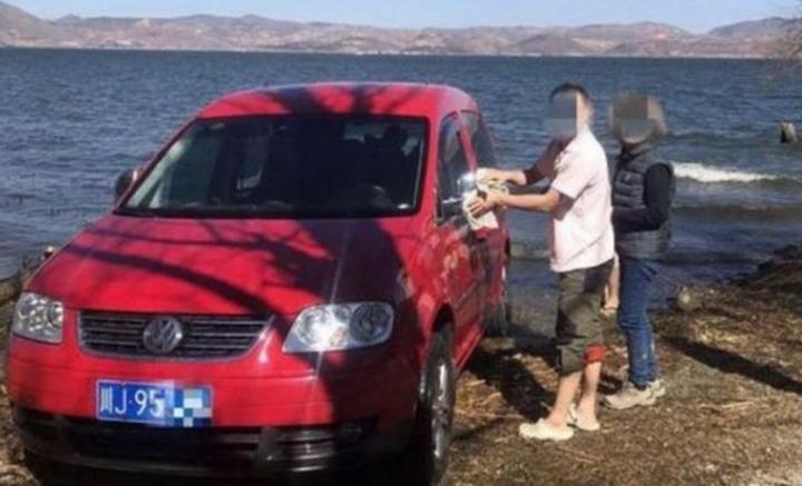 12月正式实施,在云南洱海洗车最高罚5000元!