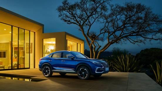 需求升级驱动产品变革,长安CS85 COUPE掀起自主品牌轿跑SUV风暴