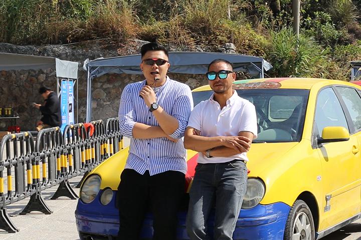 专访车王江惠坚:打造平民化赛事,让汽车运动触手可及
