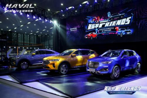 完成年度销量目标指日可待 长城汽车1-11月累计销量超95万辆