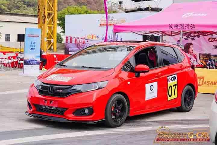 2019广州第二届G-CAR金卡纳挑战赛圆满举办!