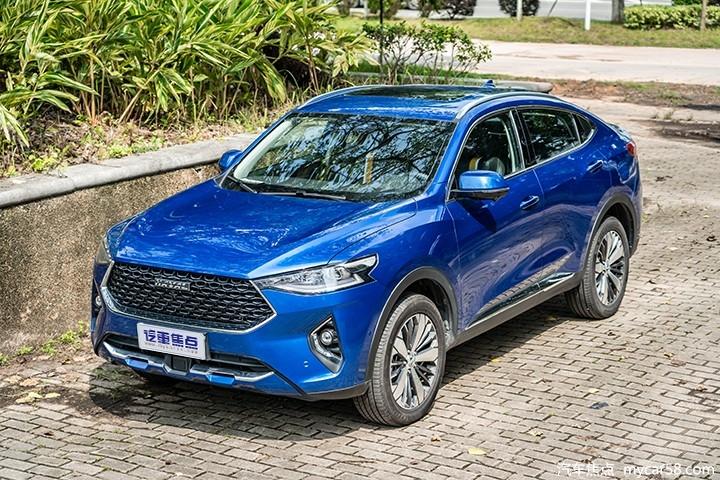 最低不到12万,配置媲美豪华品牌,中国轿跑SUV值不值得买?
