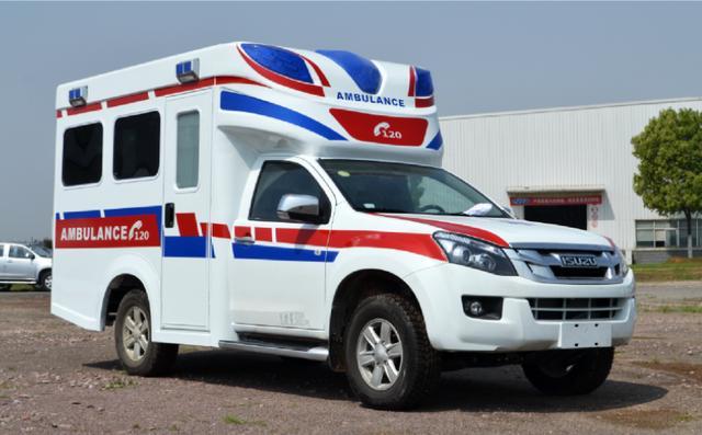 助力白衣天使 江西五十铃越野型救护车为战疫而生