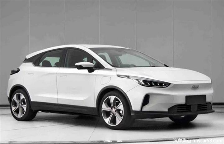 """几何品牌首款纯电动SUV正式定名为""""几何C"""""""