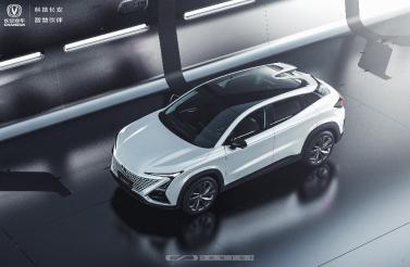 长安汽车发布全新UNI序列中文名:引力