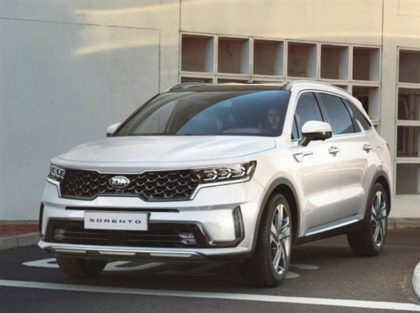 起亚全新大7座SUV,轴距长达2米8,比丰田汉兰达还要好卖!