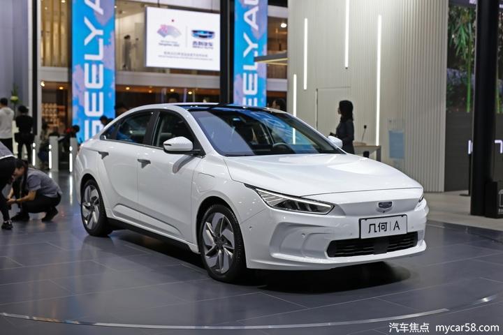15万买新能源,传统车企才放心,比亚迪/吉利/广汽哪款好?