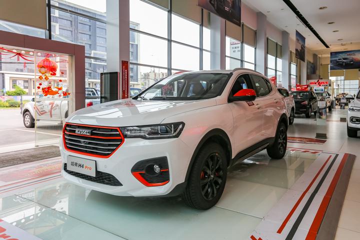 为什么中国人特别喜欢SUV?我在哈弗H4 Pro上找到答案
