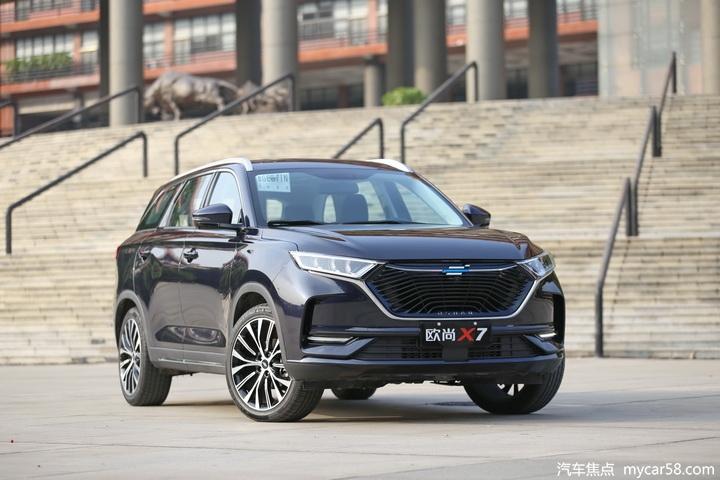 捷达VS7对比长安欧尚X7,谁才是10万元级最佳家用SUV?