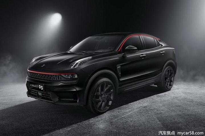 """轿跑SUV,预售价18-22万元,领克05还能""""真香""""吗?"""