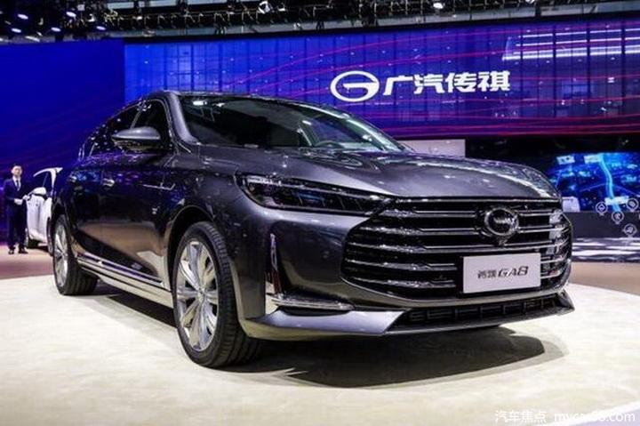 广汽传祺新款GA8即将上市,2.0T+8AT动力超越奥迪A6L
