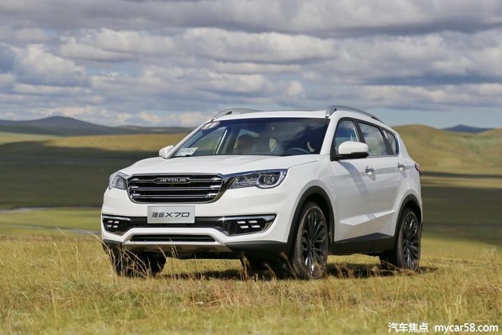 轴距超过2米7,最低6万就能买,这3款中国SUV确实牛!