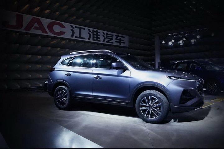 江淮,嘉悦X7,SUV,新车,上市