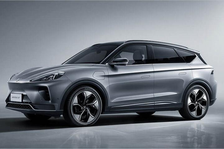 北汽新能源,纯电中型SUV,ARCFOX α-T,预售开启,新车