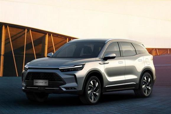 北京,BEIJING,新车,SUV,紧凑级,国产,10万