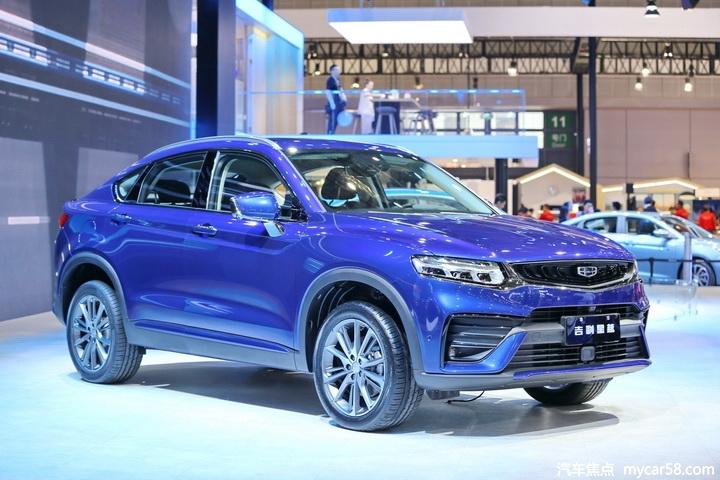 领克05、传祺GS4 COUPE将上市,简评自主品牌6款主流轿跑SUV