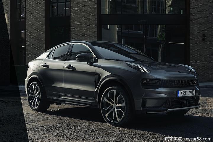 最贵的国产轿跑SUV,领克05正式上市,17.58万起售