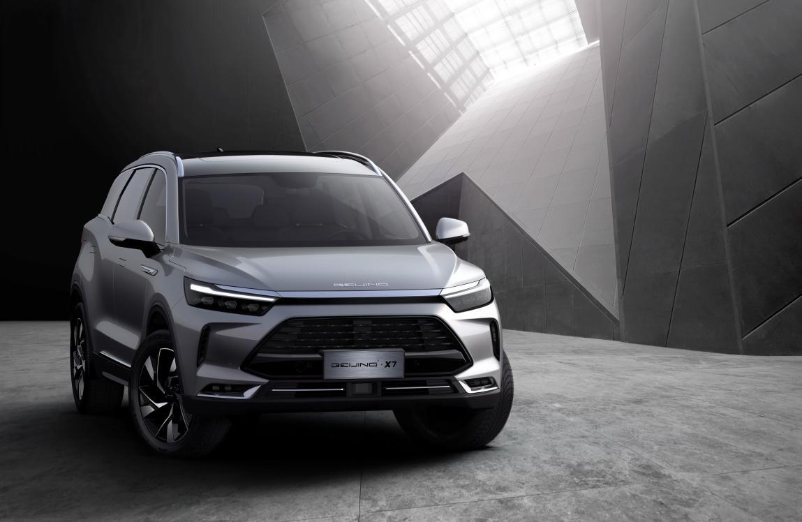 开启降维打击!大美BEIJING-X7以越级产品力杀入A+级SUV市场