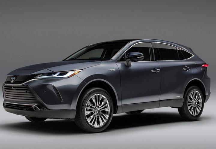 丰田全新Venza正式发布! 一丰年内投产,首款中型SUV