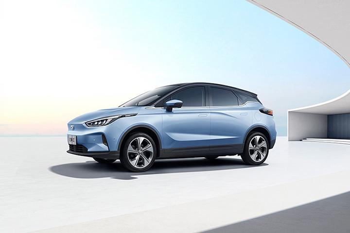 几何C新车官图发布 或将于9月北京车展亮相