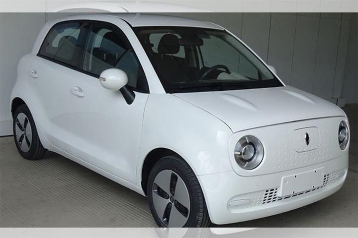 延续个性造型设计,欧拉R1新增45kW车型,续航或提升
