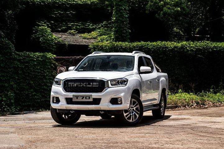 全新上汽MAXUS T70新增车型正式上市,起售11.88万起,搭2.0T发动机