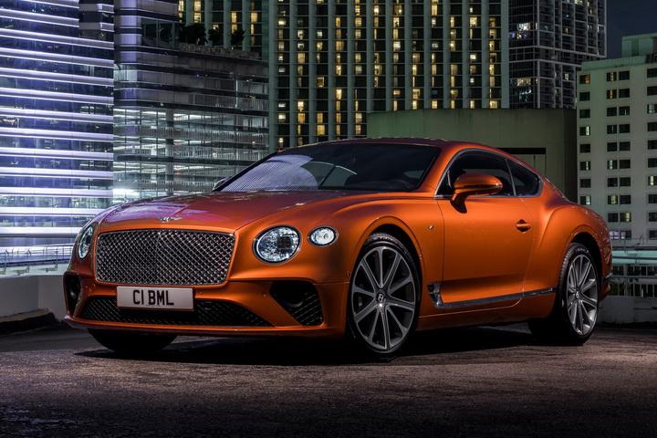 绅士们的座驾 澳门新葡亰平台官网宾利欧陆GT V8车型上市