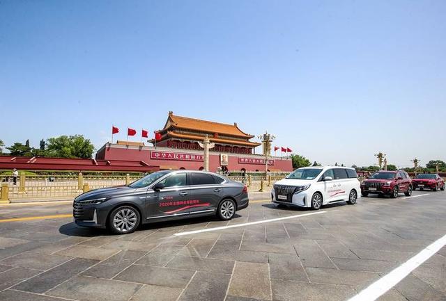 霸气登场,传祺GM8大师版成2020全国两会媒体报道指定用车!