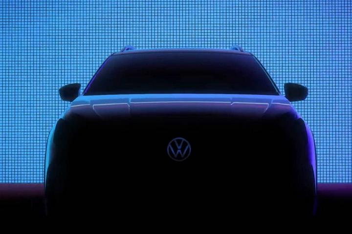 全新大众Nivus将于5月28日首发,首次搭载VW PLAY系统