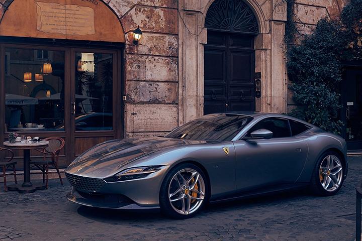最便宜的法拉利来了!法拉利Roma售价238万元,将于7月23日国内首发
