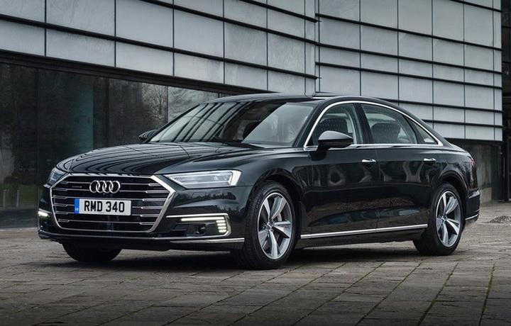 新款奥迪A8L发布,将8月引入国内市场销售