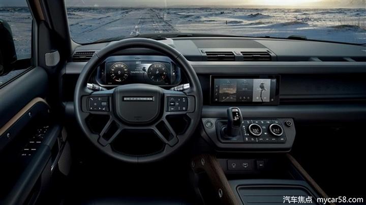 新一代路虎卫士即将上市,配9种驾驶模式越野性能强悍