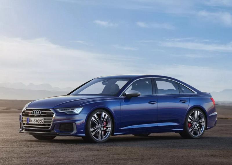 全新奥迪S6即将入华销售,搭V6引擎+轻混,5秒破百