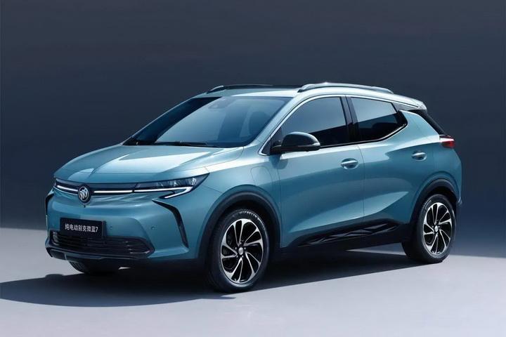 别克首款纯电SUV 7月上市,续航高达500km,科技配置不低