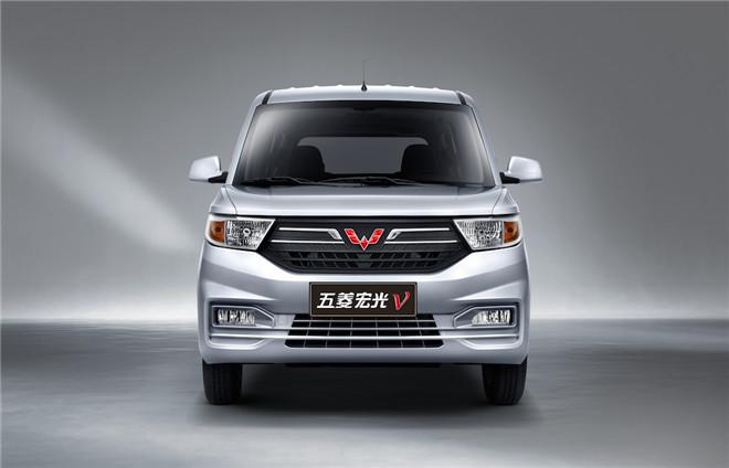 售价4.29万元起五菱宏光V 1.2L车型正式上市